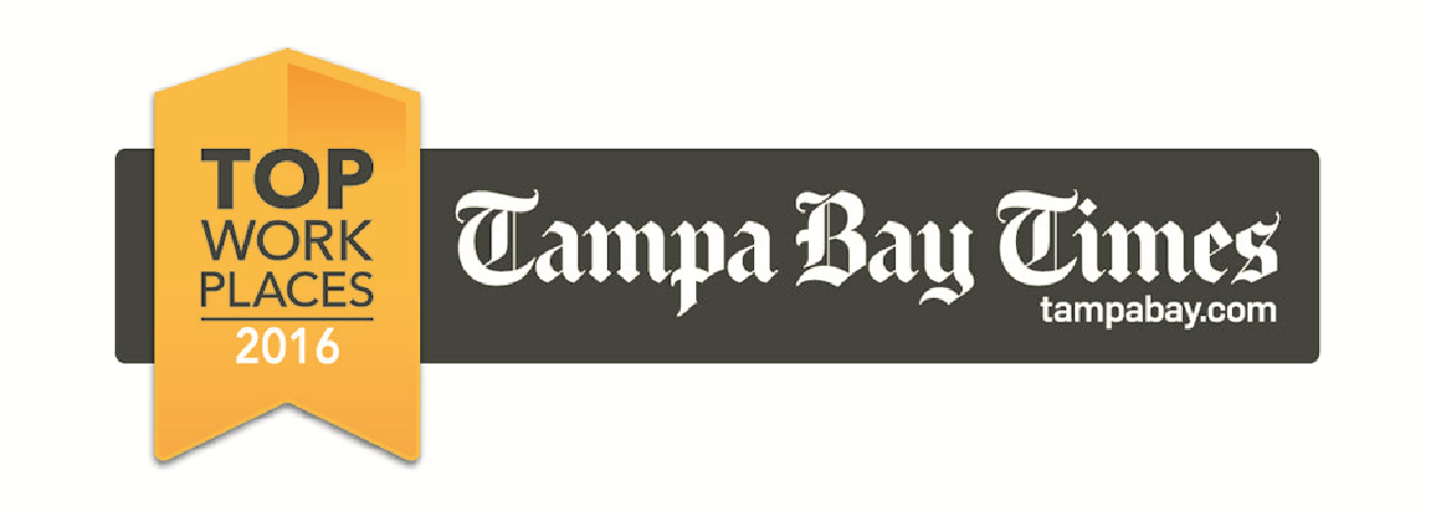 Tampa Bay Times Names NTC Winner of 2016 Workplace Award